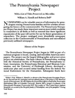 PGM Volume 36 No 3 – 192-202