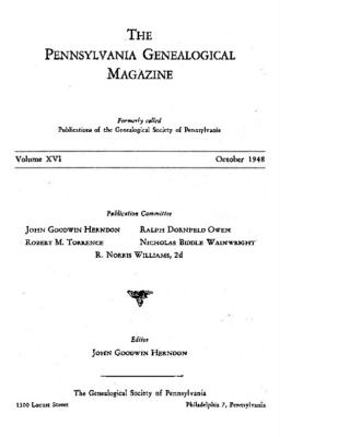 PGM Volume 16