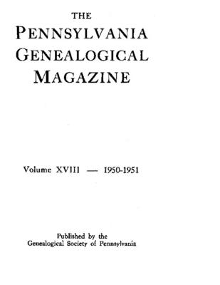PGM Volume 18 Number 1