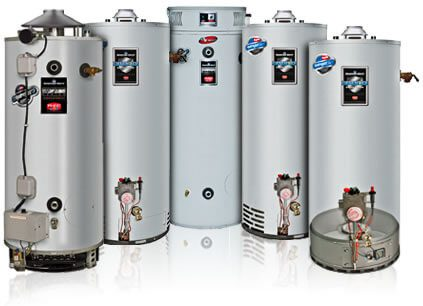 Water heater brands for Broward and Palm Beach