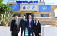 البيان المشترك الأول لمحادثات الحدود البحرية بين لبنان واسرائيل: الإتفاق على الاجتماع لاحقا هذا الشهر