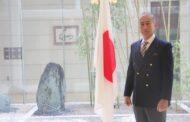 السفير الياباني تاكيشي اوكوبو: قلقون من عدم وجود تقدم في تشكيل الحكومة واستقرار لبنان اساسي للشرق الاوسط