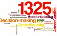 القرار 1325: لدعم مشاركة النساء وحمايتهن في النزاعات