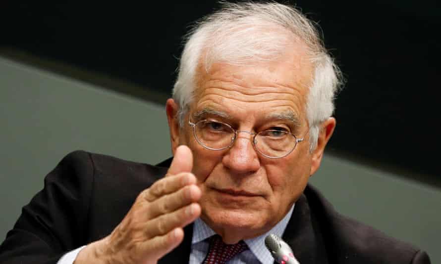 جوزيب بوريل: الاتفاق مع صندوق النقد الدولي ضروري لإنقاذ البلاد من الانهيار المالي