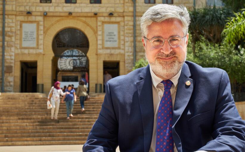الدكتور فضلو خوري: رئيس الجامعة الأميركيّة مشاكس لترامب!
