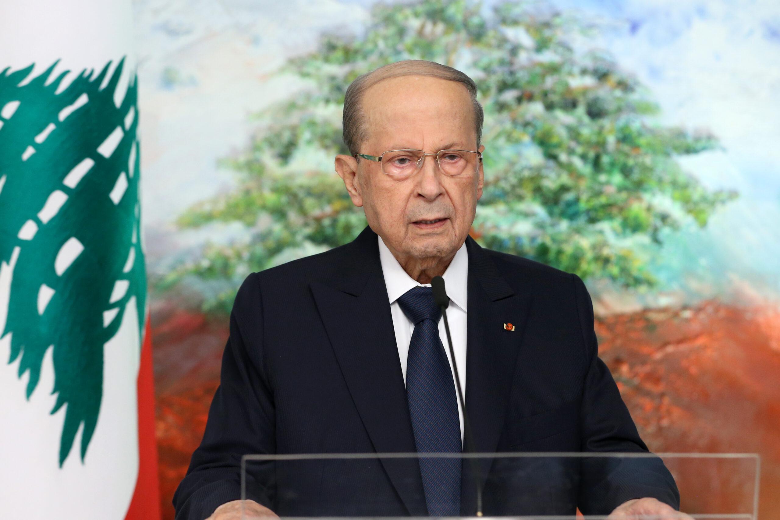 عون أمام الجمعية العامة للأمم المتحدة: لبنان يتمسك بحقه في الثروة النفطية ويطالب باستئناف المفاوضات غير المباشرة لترسيم الحدود