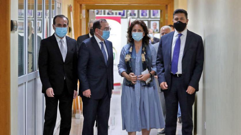 اتفاق على نقل الغاز إلى لبنان عبر