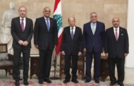 الخصاونة من قصر بعبدا: الأردن يقوم بمحادثات مكثفة مع مصر وسوريا لإنجاز ترتيبات تأمين الغاز المصري للبنان