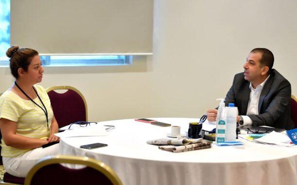 الممثل والمدير القطري لبرنامج الأغذية العالمي: لبنان على قائمة الدول المهدَّدة بالجوع