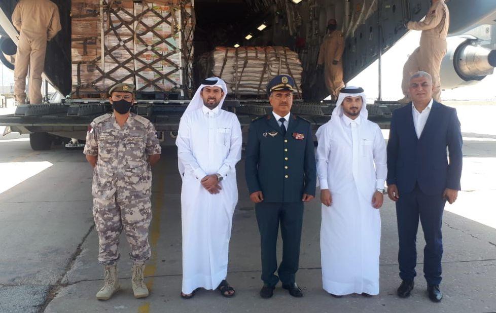 طائرة مساعدات قطرية ثالثة لصالح الجيش اللبناني