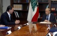 هوكستاين زار بيروت في زيارة استطلاعية حول مفاوضات ترسيم الحدود البحرية