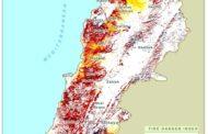 وزارة البيئة تنبّه: عكار والبقاع والمناطق الداخلية الشمالية وجنوب لبنان بدائرة خطر حرائق شديد