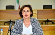 الوزيرة رياشي: ليعود النوّاب لدراسة اقتراحات القوانين المقدّمة في موضوع الكوتا النسائية