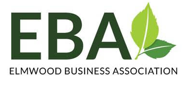 Elmwood Business Association Logo