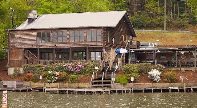 Larkins Lake Lure NC