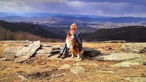 Hiking Bearwallow Mountain