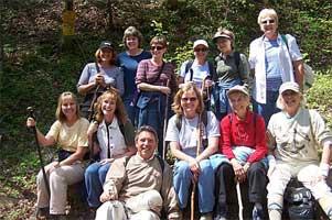 Lake Lure Newcomers Vista Seekers - Lake Lure NC Hiking Clubs