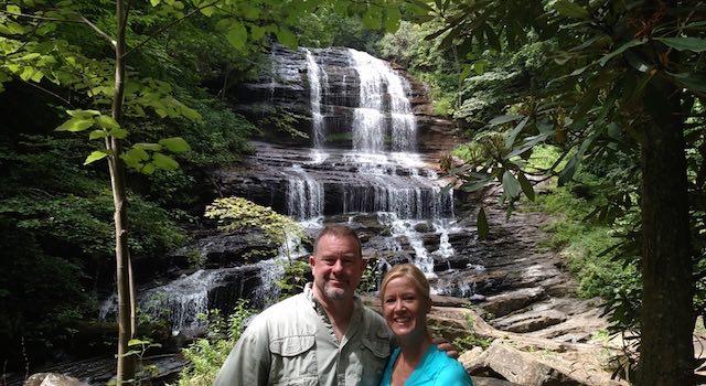 Pearson's Falls Saluda NC