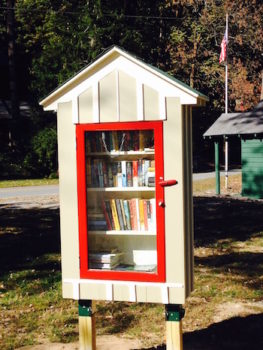 Little Free Library Lake Lure NC