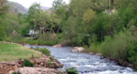 Chimney Rock Inn – Riverside Cottage