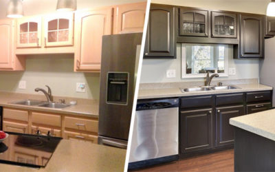 Painted Cabinets Three Years Later – Tips, Tricks, and Lessons Learned