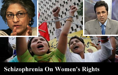 Schizophrenia on women's rights