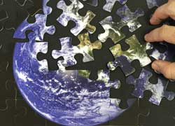 Pieces of the global puzzle