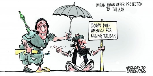 Imran Khan demands NATO blockade in response to drone strike that killed TTP chief Hakimullah Mehsud