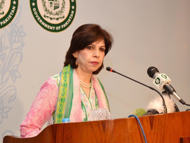 Ministry of Foreign Affairs' spokesperson Tasnim Aslam