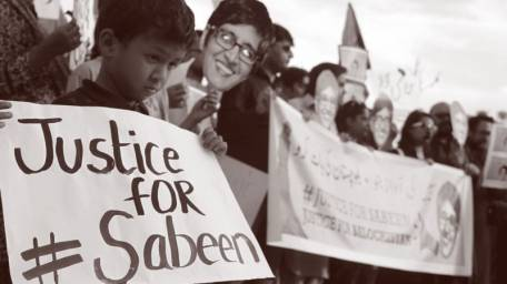 Justice for Sabeen