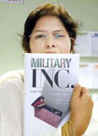 Ayesha Siddiqa Military Inc