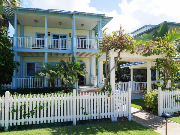 Staying at Beaches Resort Turks and Caicos Key West Village