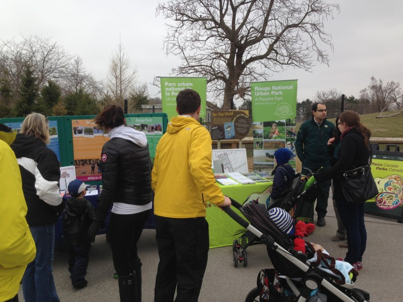 Earth Day Toronto Zoo