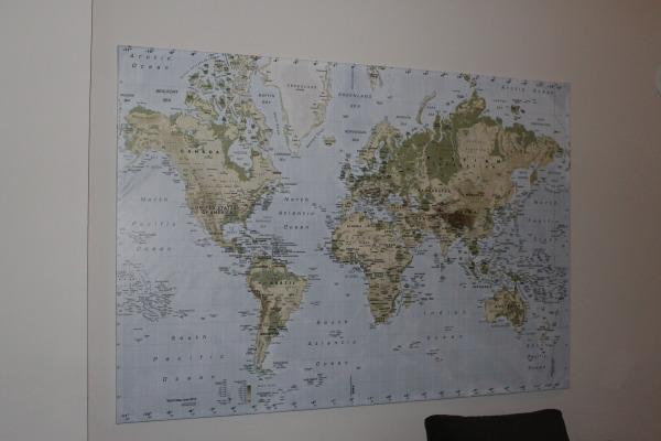 travel map ikea