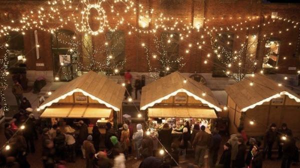 Photo Credit: The Toronto Christmas Market