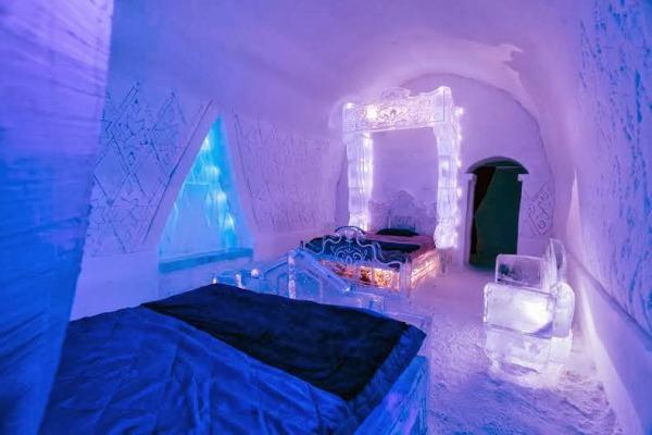 Frozen suite