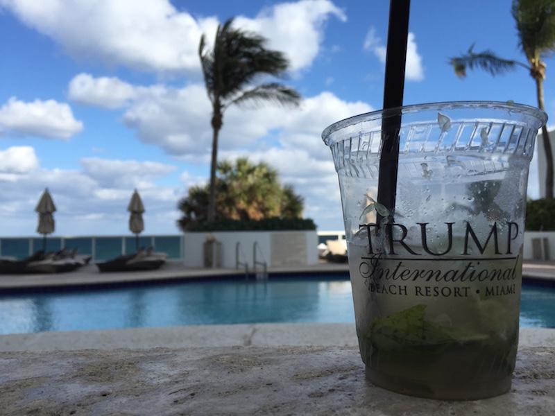 Family Vacation At Trump Miami