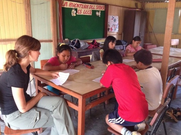 Teaching in Asia with Unearth the World