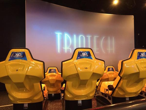 6D Ride Experience Niagara Falls