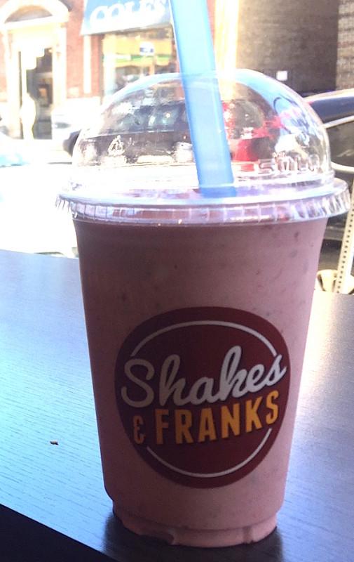 Shakes and Franks Toronto