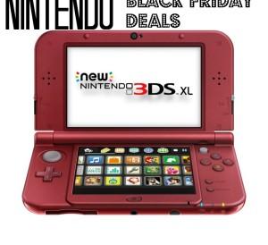 Nintendo Black Friday Deals