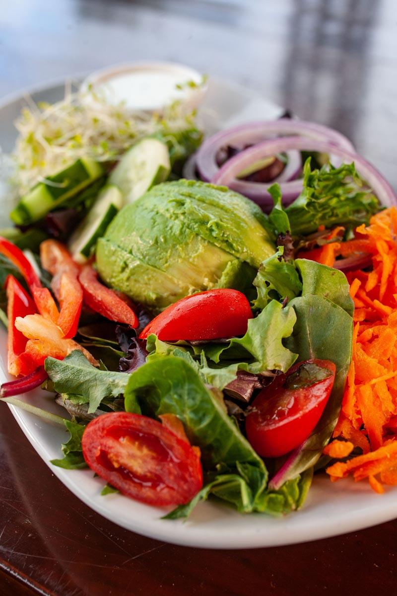 infinity salad