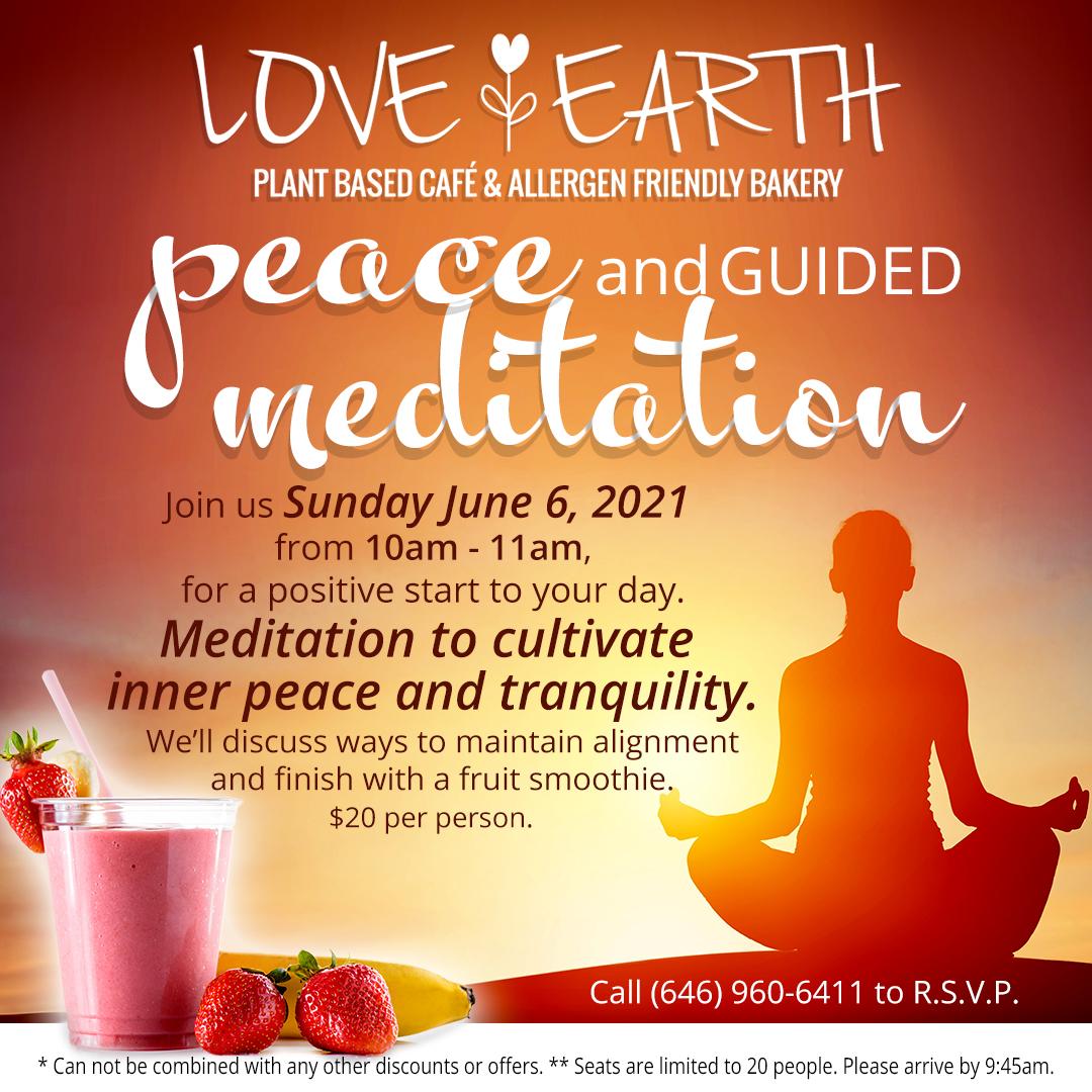 love earth meditation event 6-6-21