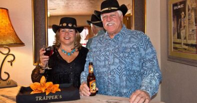 photo of owner's Dawn and Ed Trapp