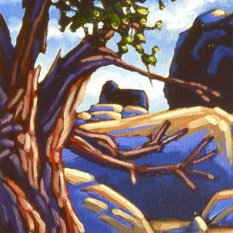 """Joshua Tree # 4"""