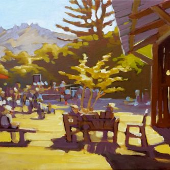 """Redgate Ranch Afternoon"""