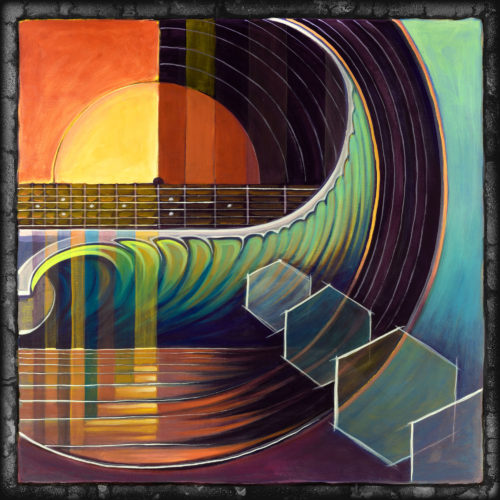 """Chromatic Water Theory VI: Platinum"""