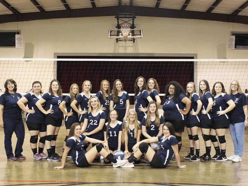 trinity classical volleyball team