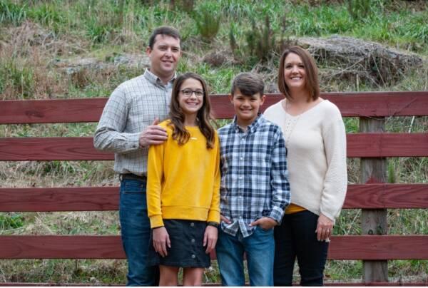 Jana Ward Family