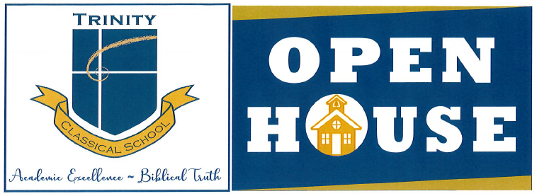 Open House Trinity Classical School 2021